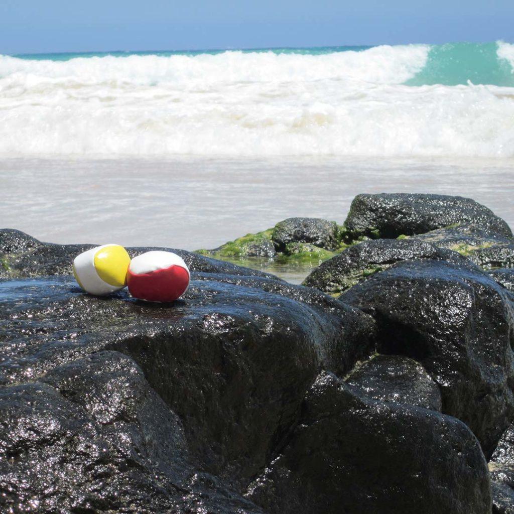 brain kinetics balls sea