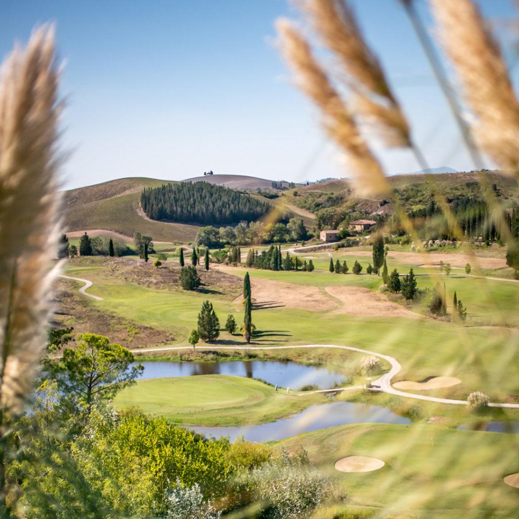 golf course castelfalfi