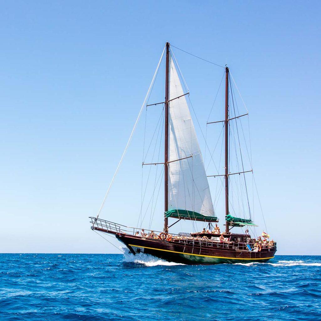 gran canaria boat trip