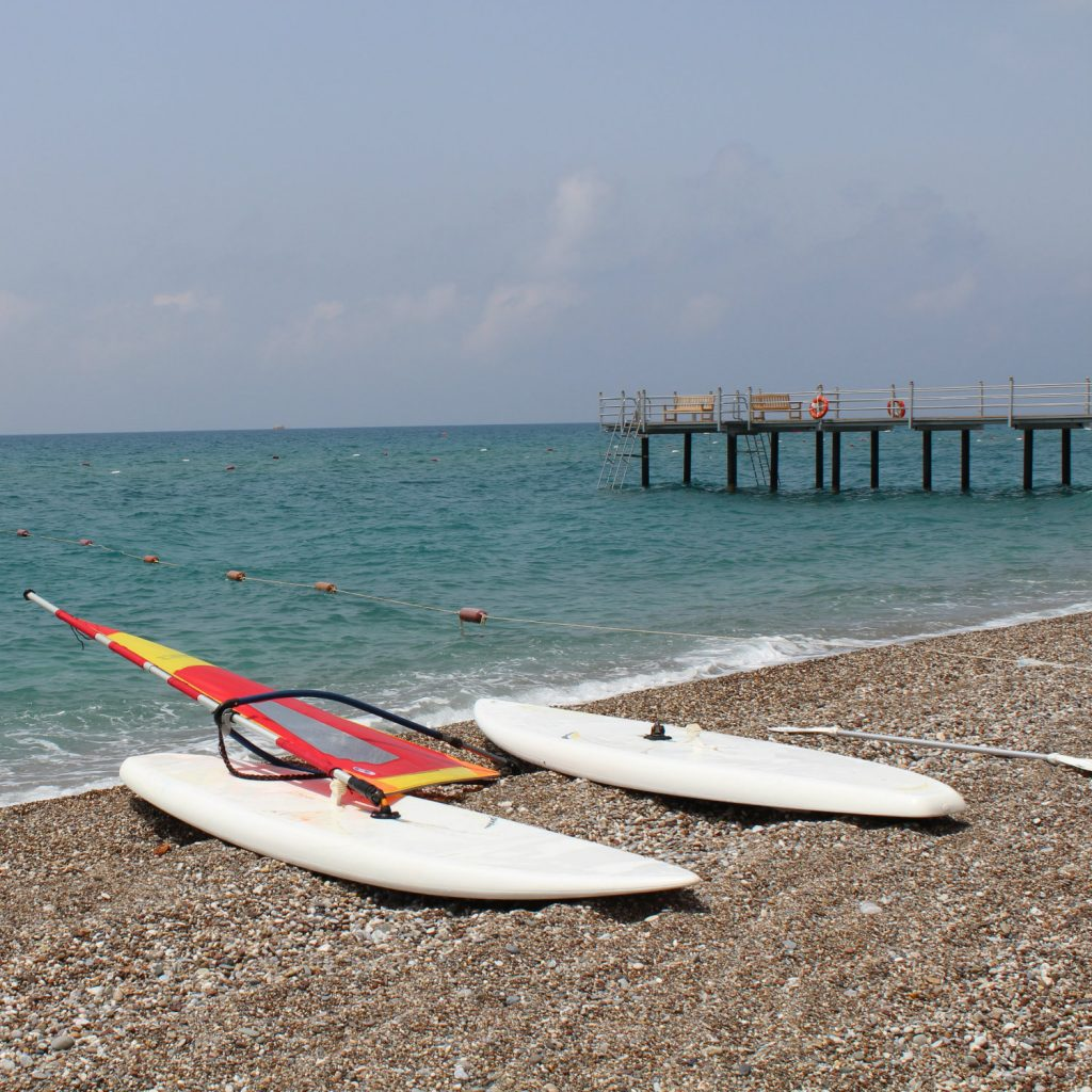TUI BLUE Windsurfing board
