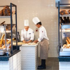 Behind the scenes at TUI BLUE: Fresh bread from the in-house bakery