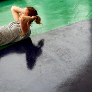 Frau Workout