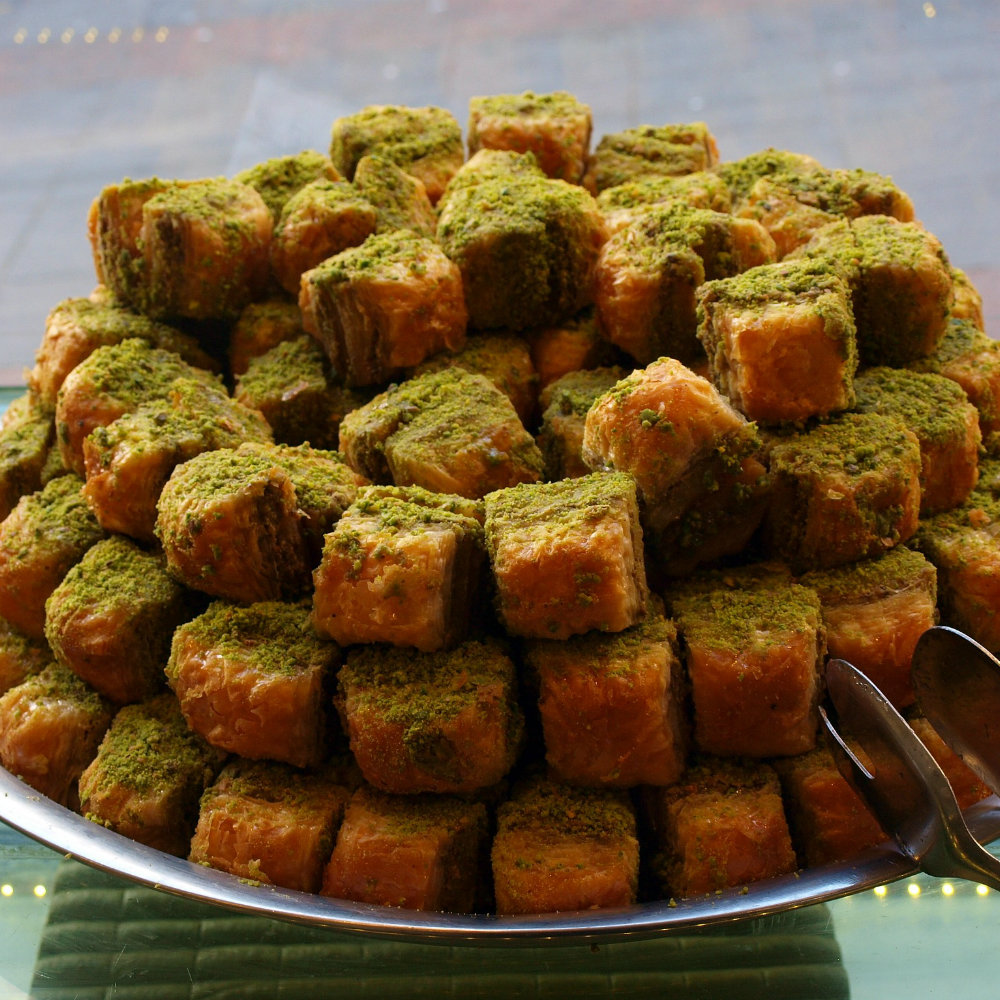 Baklava Dessert Türkisch