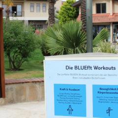 Work it! Der BLUEf!t Bodyweight Course