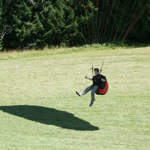 Paragliding in Schladming