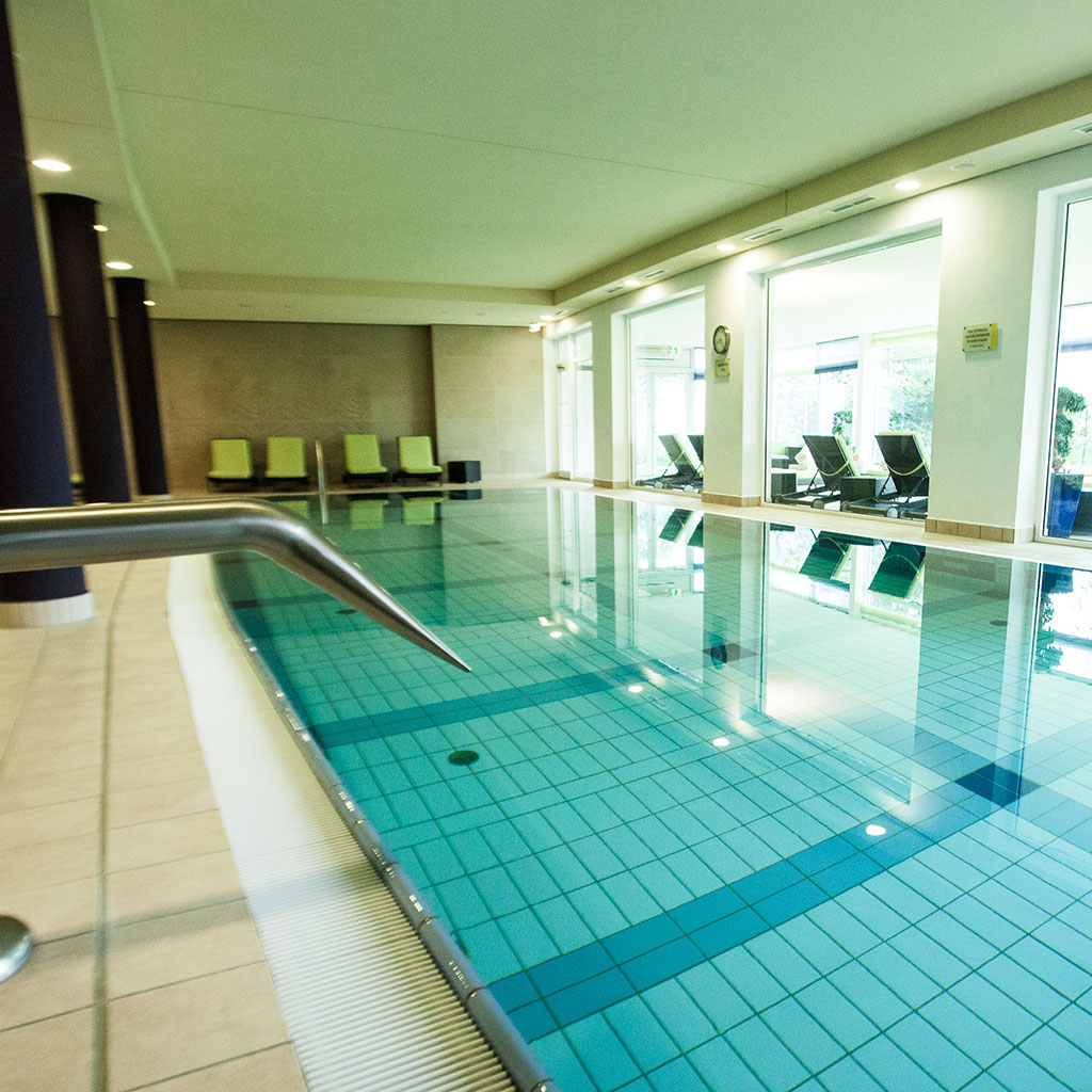 Fleesensee Hotel Indoor-Pool