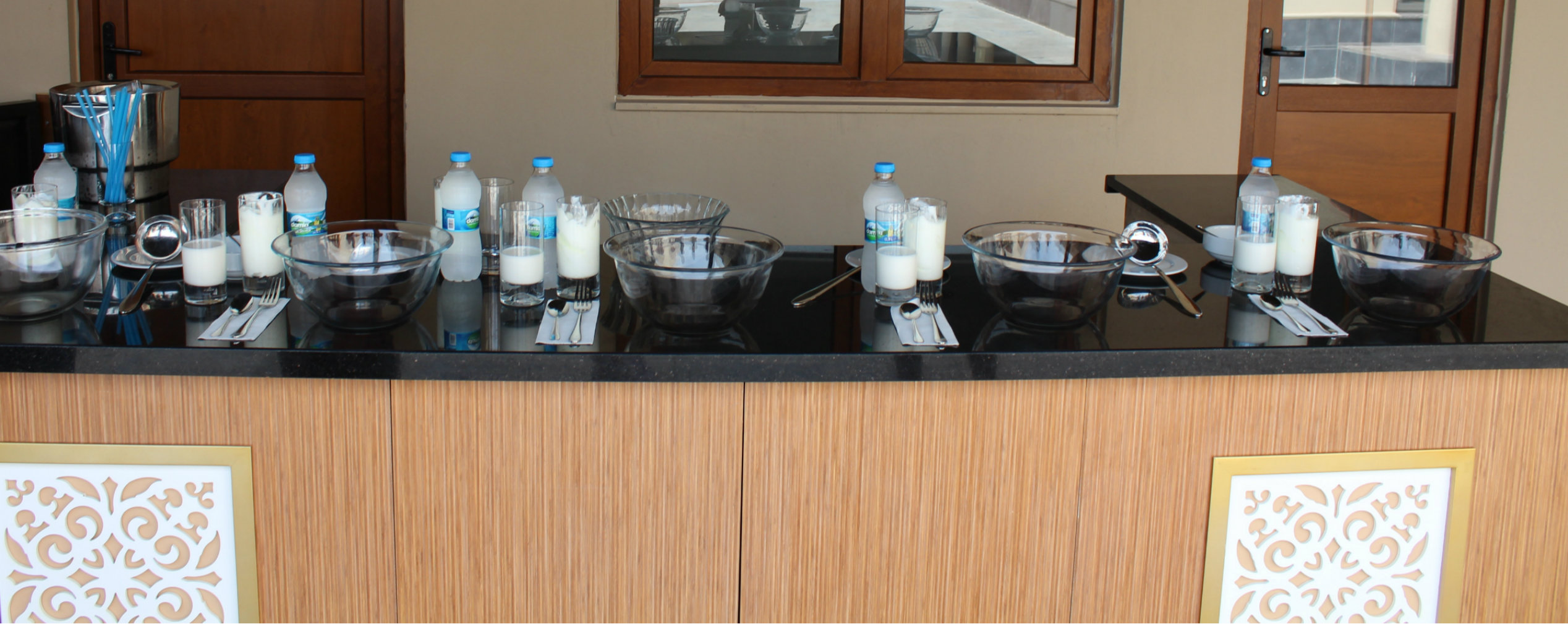 LEARN HOW TO MIX AN AYRAN AT THE TUI BLUE PALM GARDEN