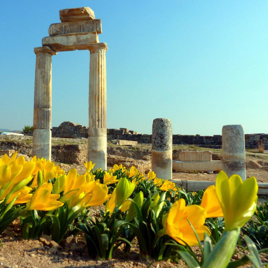 Hierapolis in der Türkei