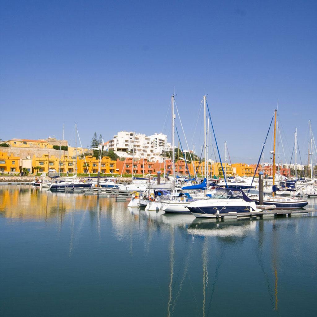 Marina Portimao Algarve
