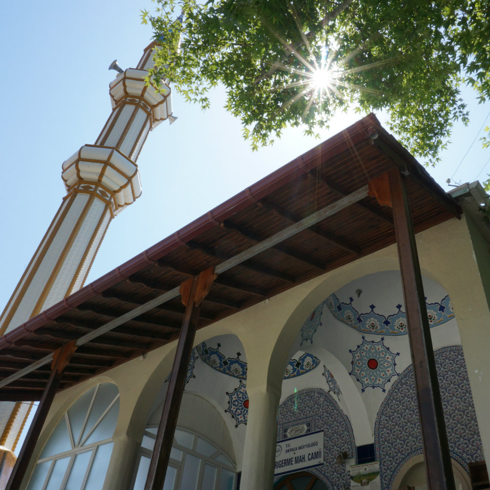 Mosque in Sarigerme
