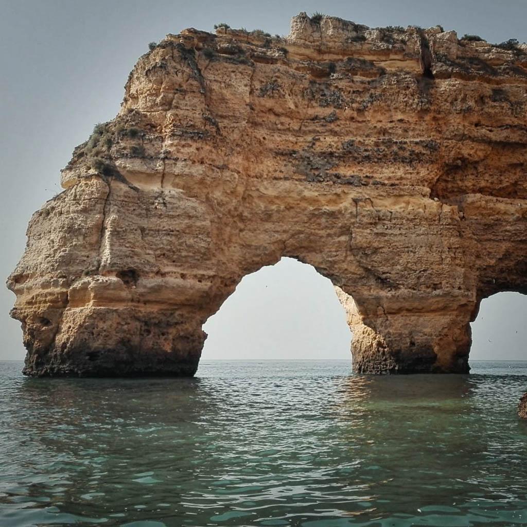 Felsbogen Algarve