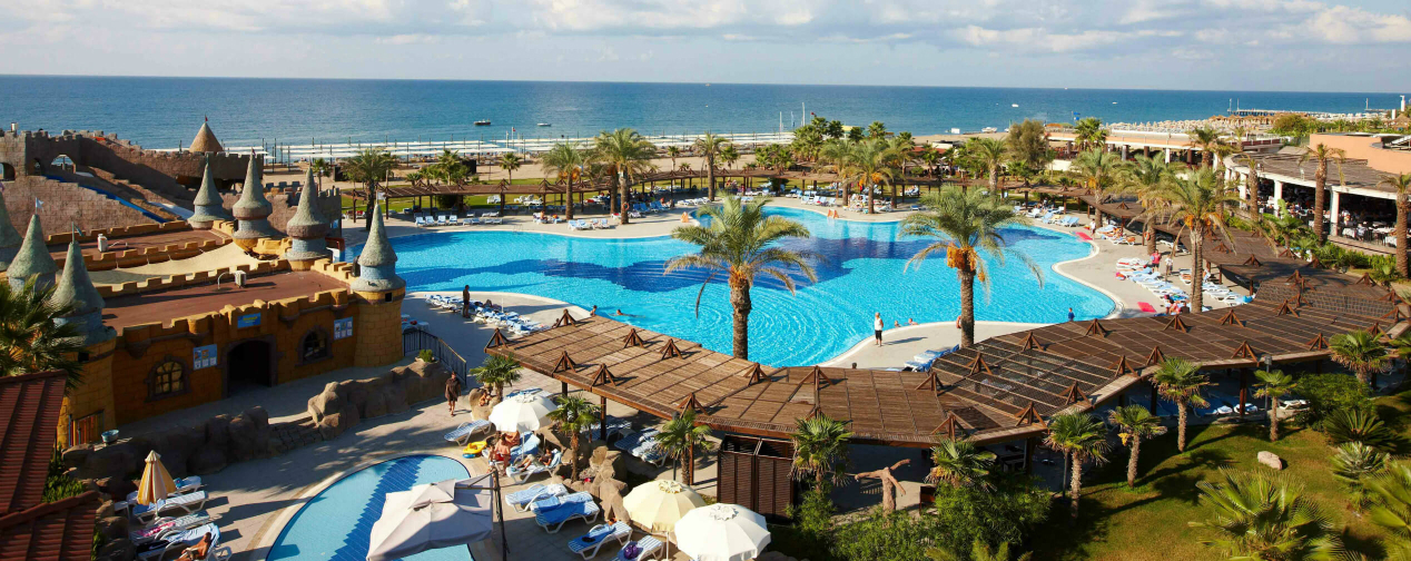 Poollandschaft TUI BLUE Palm Garden
