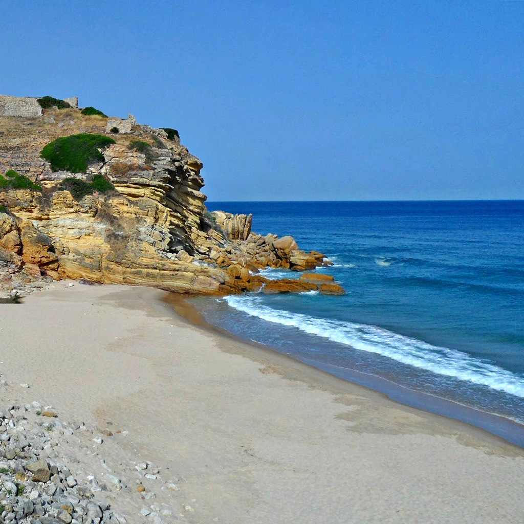 Praia da Figueira Algarve