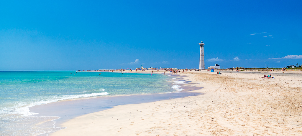 Fuerteventura: Traumstrand Playa de Jandia