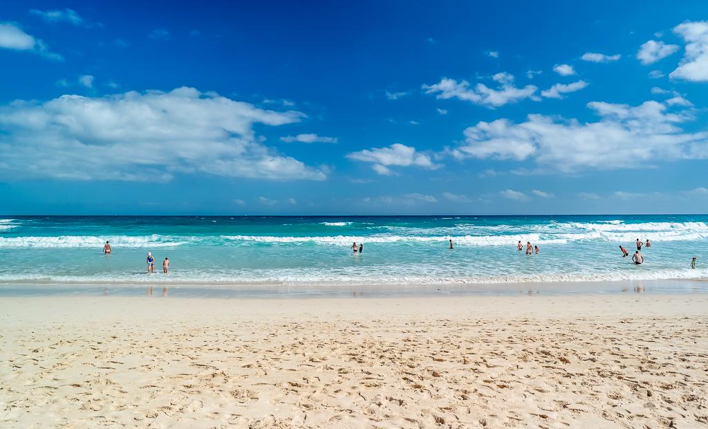 Fuerteventura: Der große Dünenstrand - ein absoluter Traumstrand