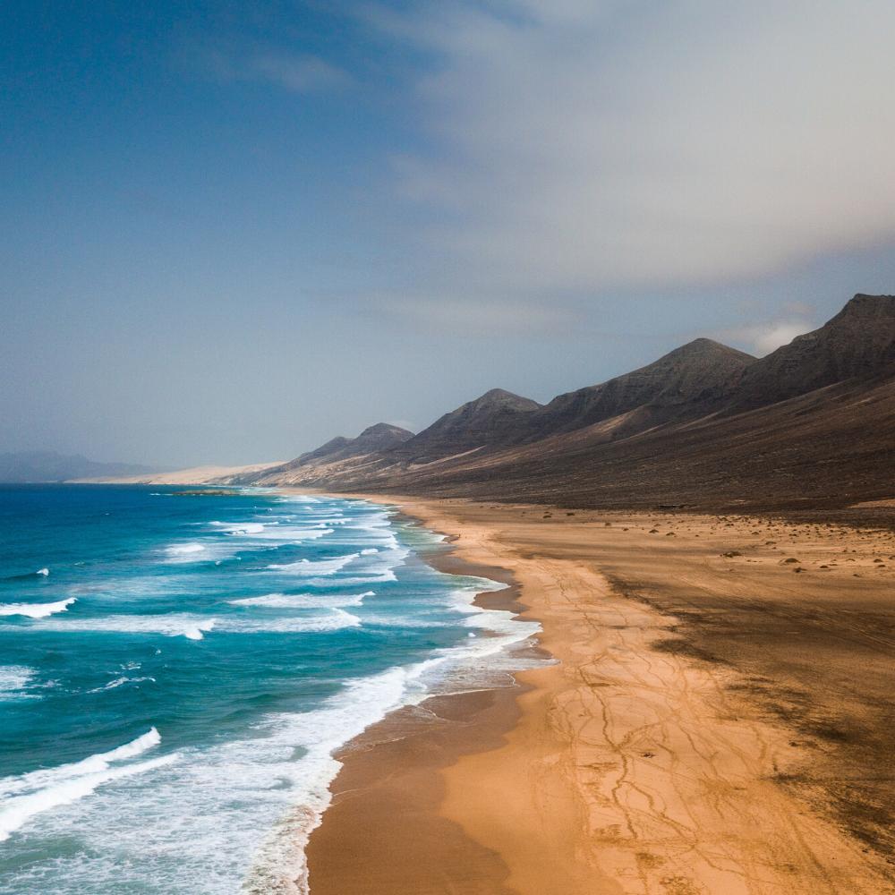 Urlaub Kanarischen Inseln Fuerteventura Westküste