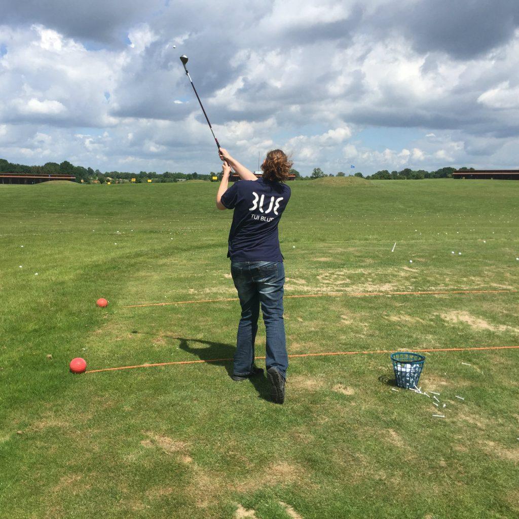 Golf Kurs Tui Blue Fleesensee