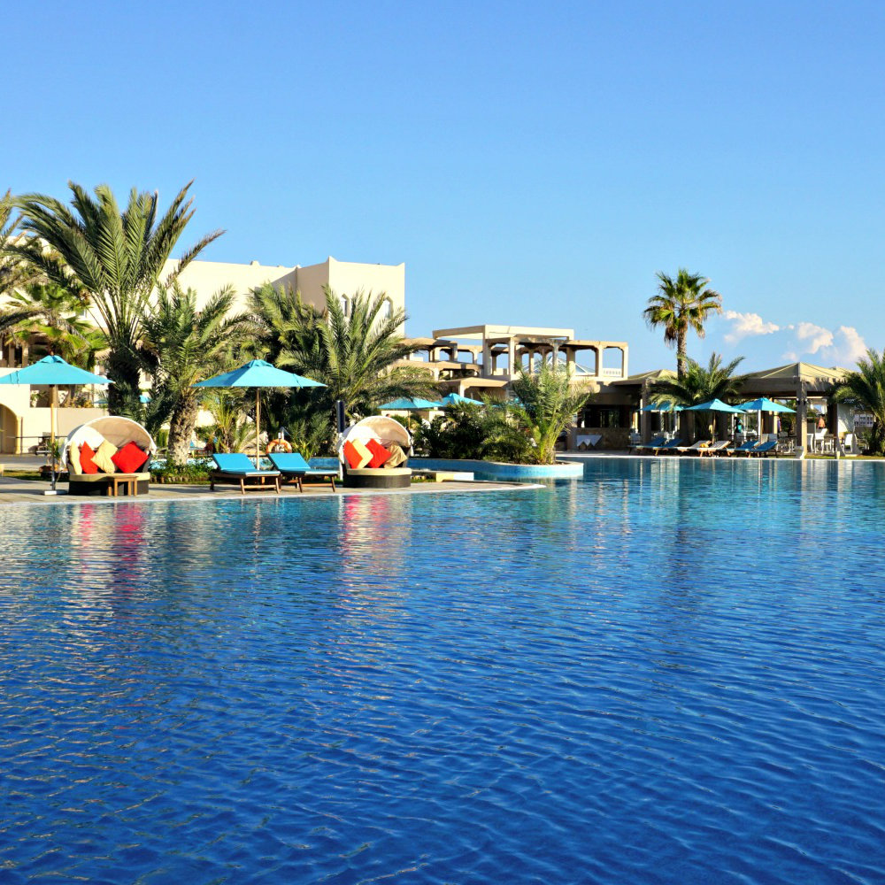 Activity Pool TUI BLUE Palm Beach Palace