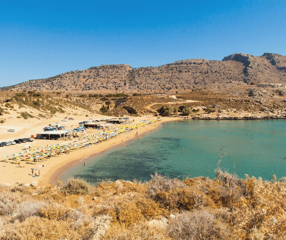 Agathi Rhodos Strand