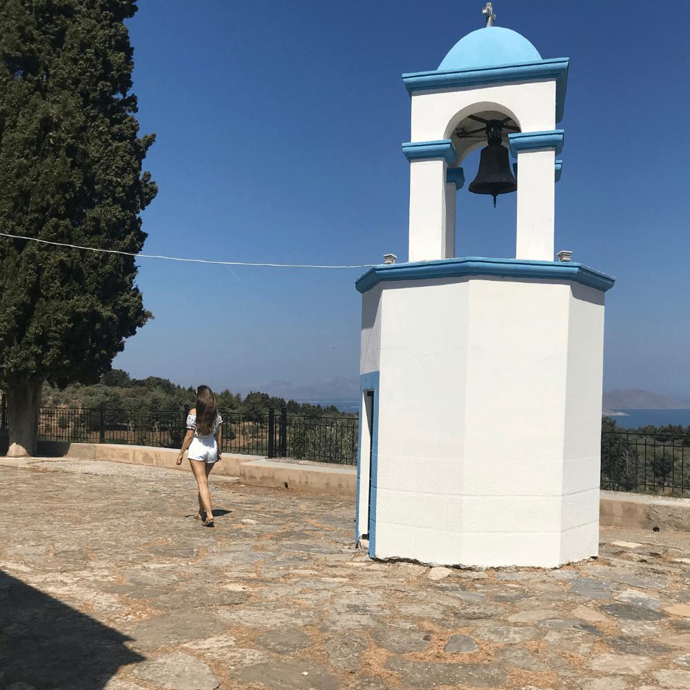 Agios Dimitrios Kirche Kos