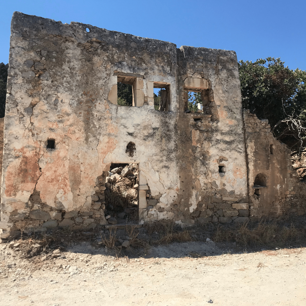 Agios Dimitrios Ruine Kos