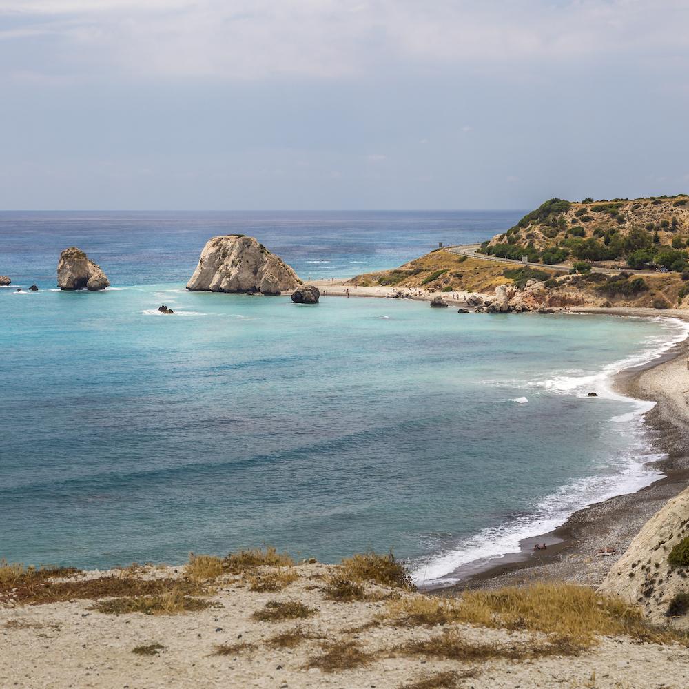 Aphrodite Beach Zypern