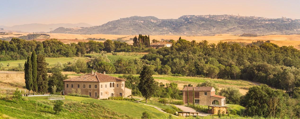 View Toskana