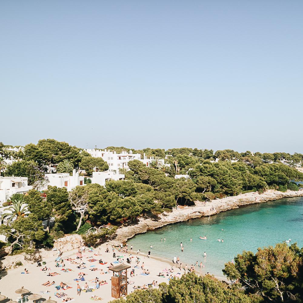 Badebucht Mallorca Cala d'Or