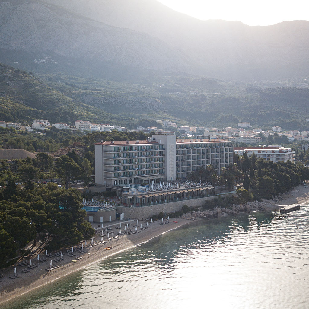 view of tui blue jadran