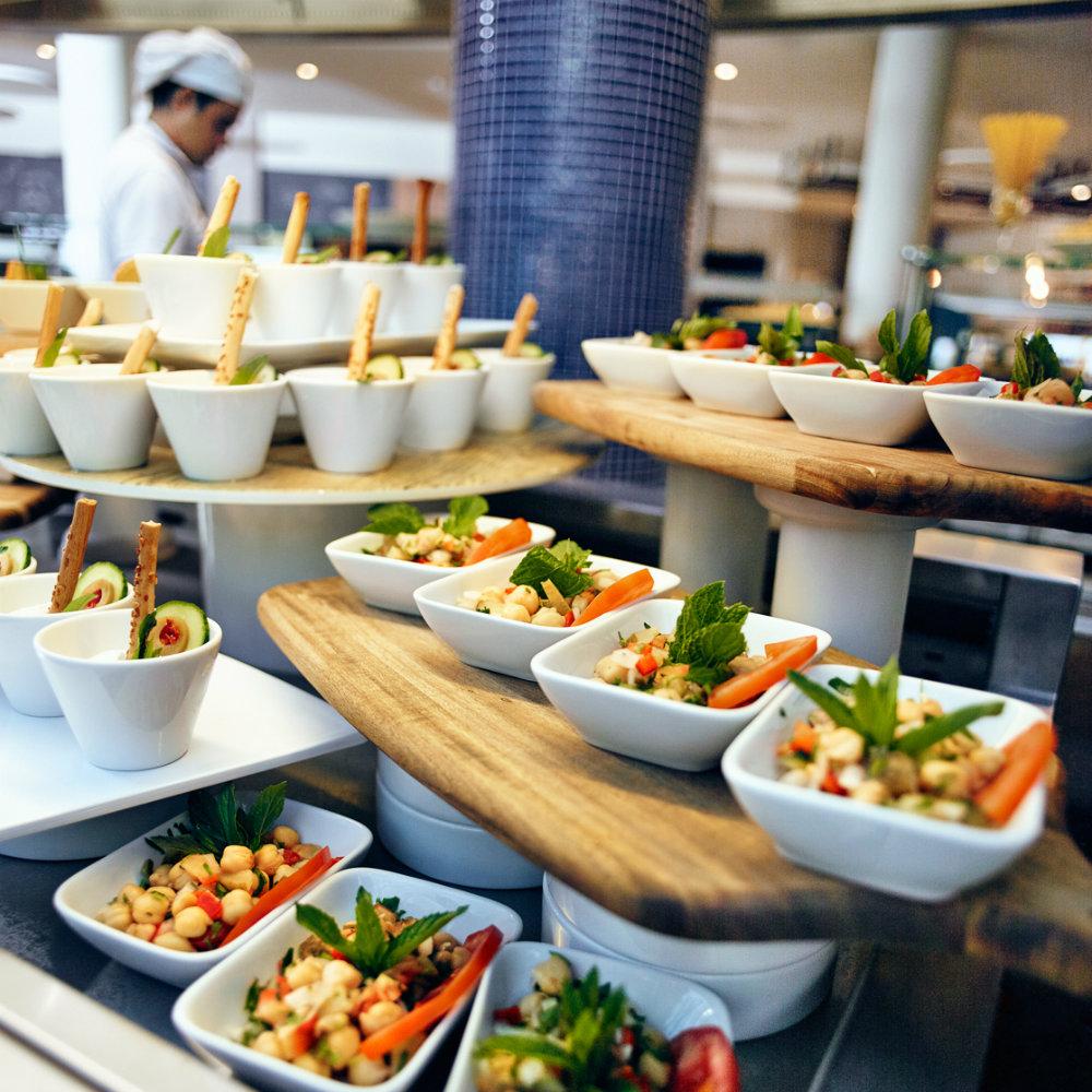 buffet Restaurant tui blue palm garden