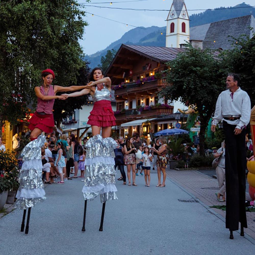 bummelnacht fieberbrunn walking-acts