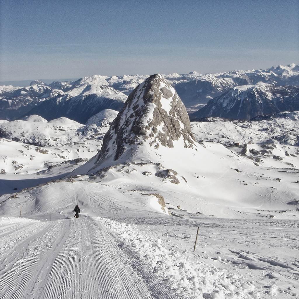 Skitour Dachsteinüberquerung