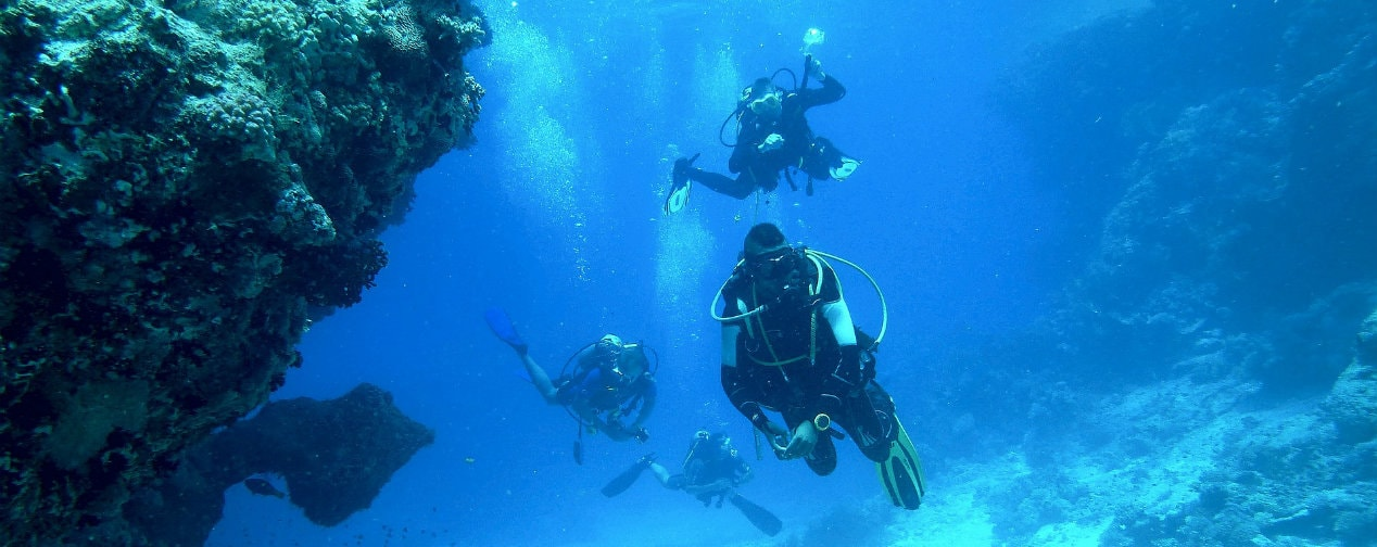 scuba diving in tunisia