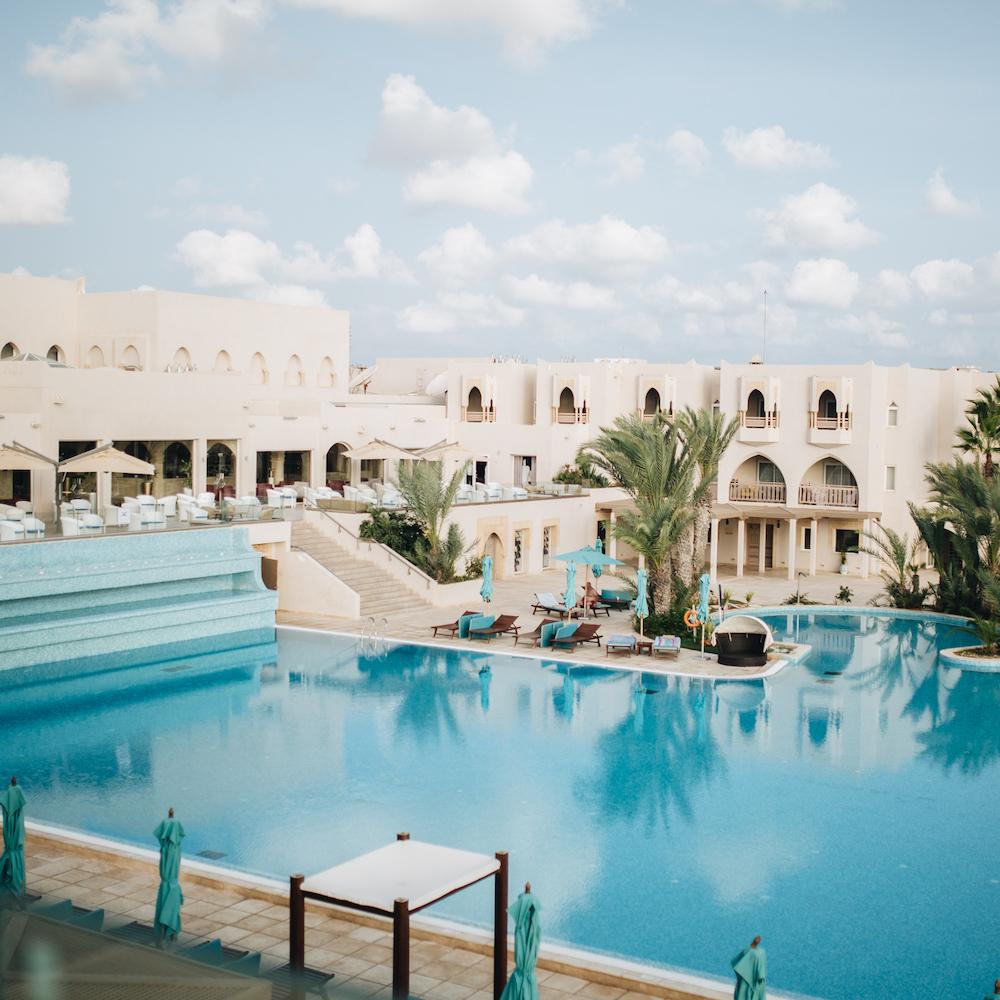 Djerba Urlaub Tui Blue Pool
