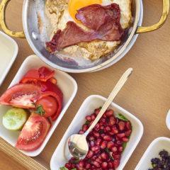 Breakfast with a view – Schlemmen beim türkischen Dorffrühstück