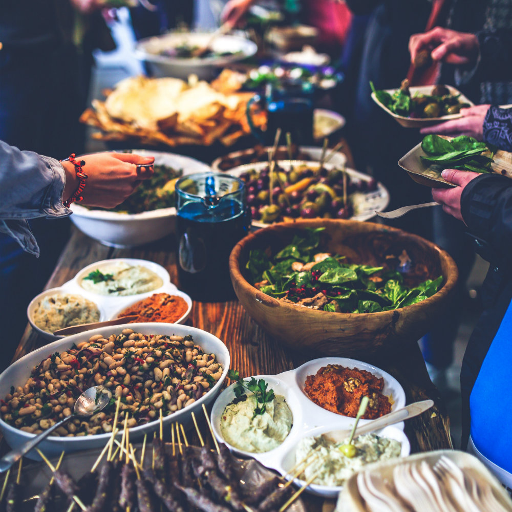 Portugiesische Küche entradas
