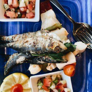 Fischgericht tui blue falesia