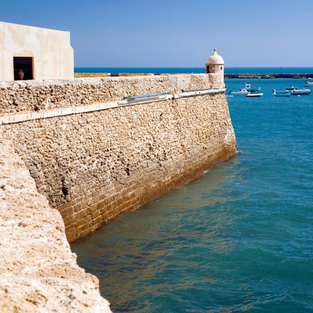 Festung Santa Catalina Cádiz