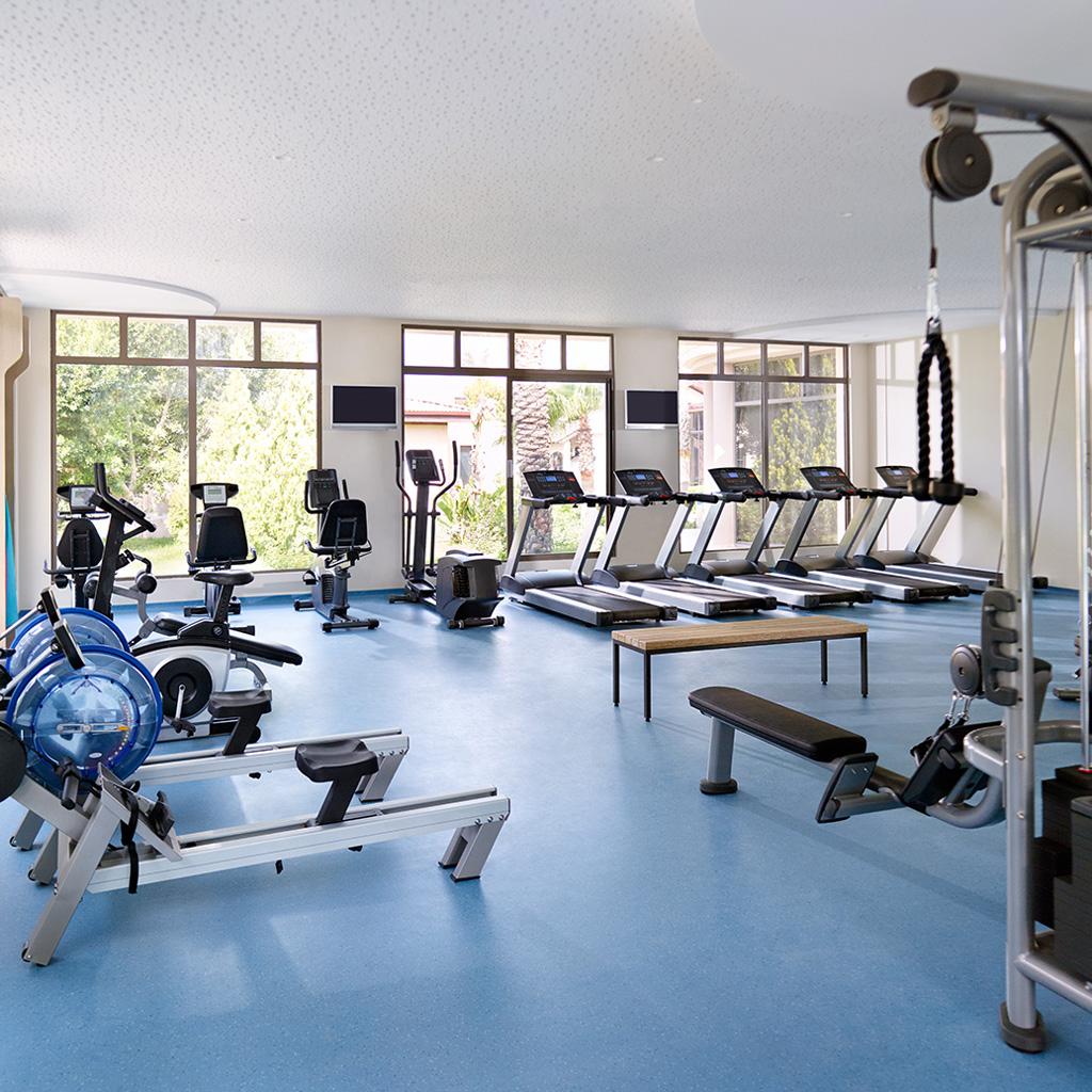 fitnessstudio tui blue palm garden