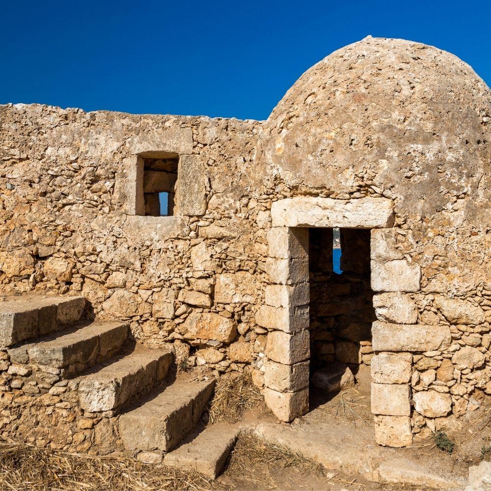 Fortezza von Rethymno Kreta