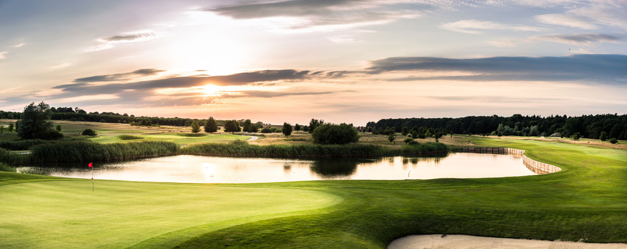golfplatz golfclub fleesensee green