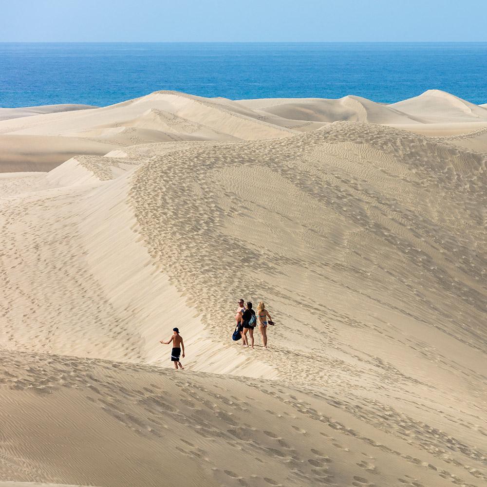 Dünen Maspalomas Gran Canaria
