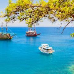 12 Blue Islands – meine Bootstour in der türkischen Ägäis