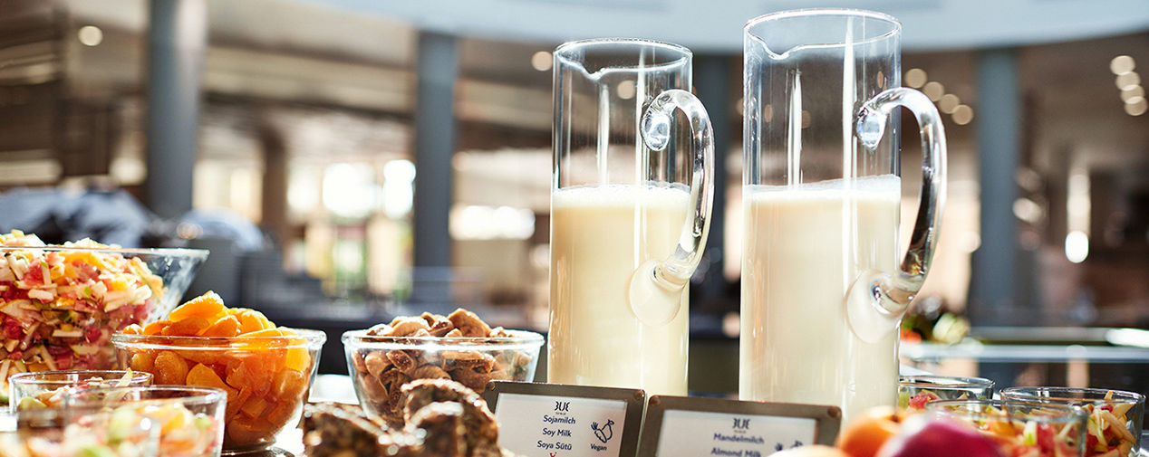 Holiday gluten-free tui blue hotels soy milk buffet