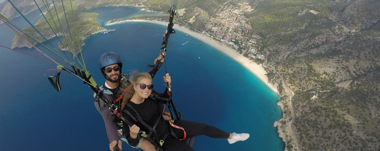 paragliding türkei Fethiye