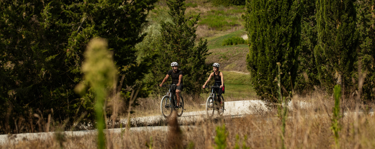 cycling tours through Tuscany