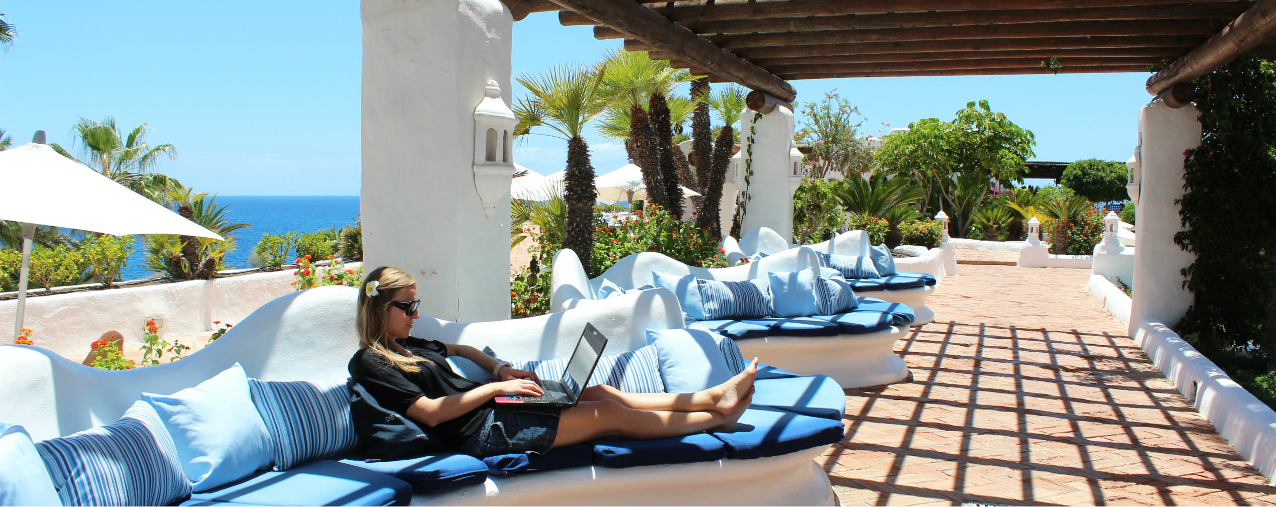 Jardin tropical experience the tui blue paradise on tenerife for Jardin tropical