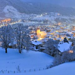 Winter magic in Schladming