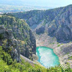 Kroatiens Hinterland: Urige Weinkeller und bunte Seen