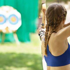 Bogenschießen im TUI BLUE: Wie ich einen Volltreffer landete